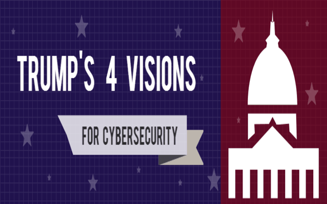 Trump's 4 Cyber Security Visions
