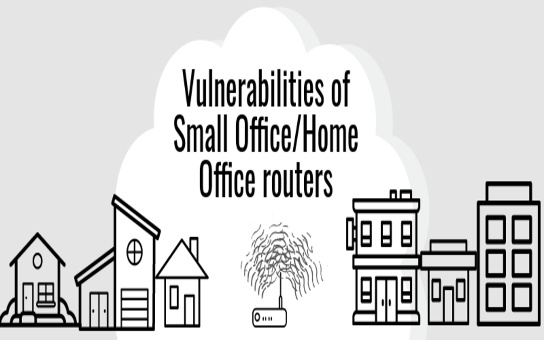 Vulnerabilities of Small Office/Home Office routers