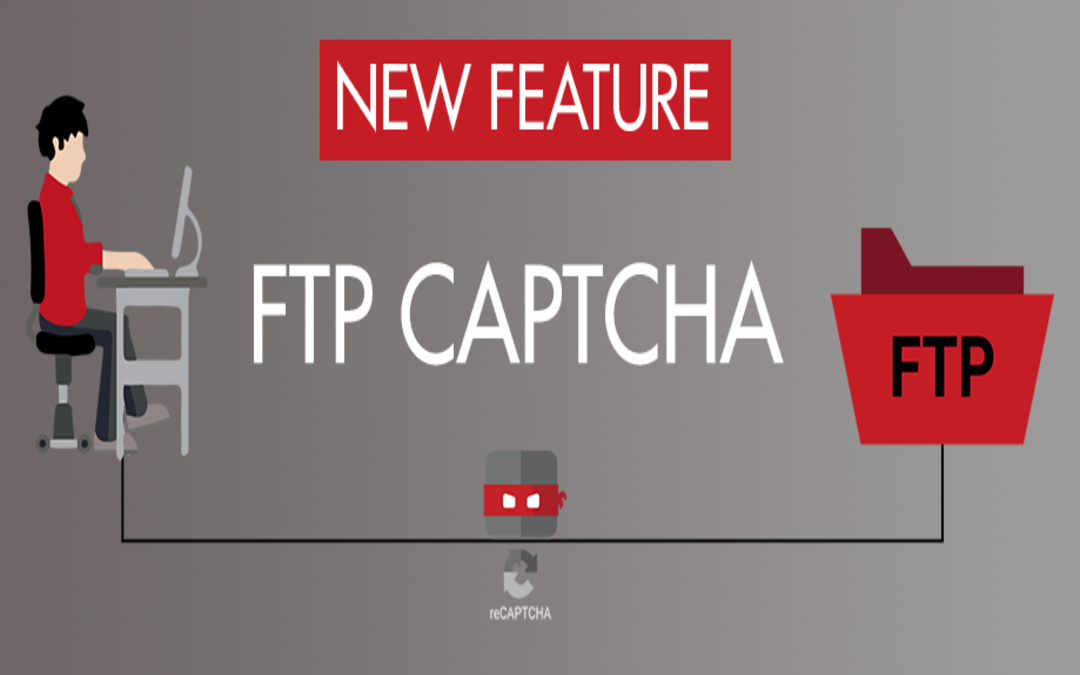 New Feature is Available: FTP CAPTCHA