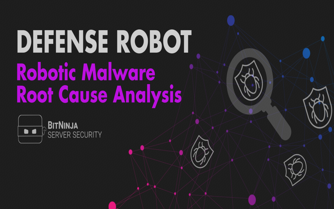 Defense Robot – The breakthrough innovation for the cybersecurity market
