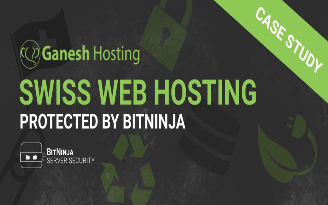 Case study – Swiss Web Hosting Company Protected by BitNinja