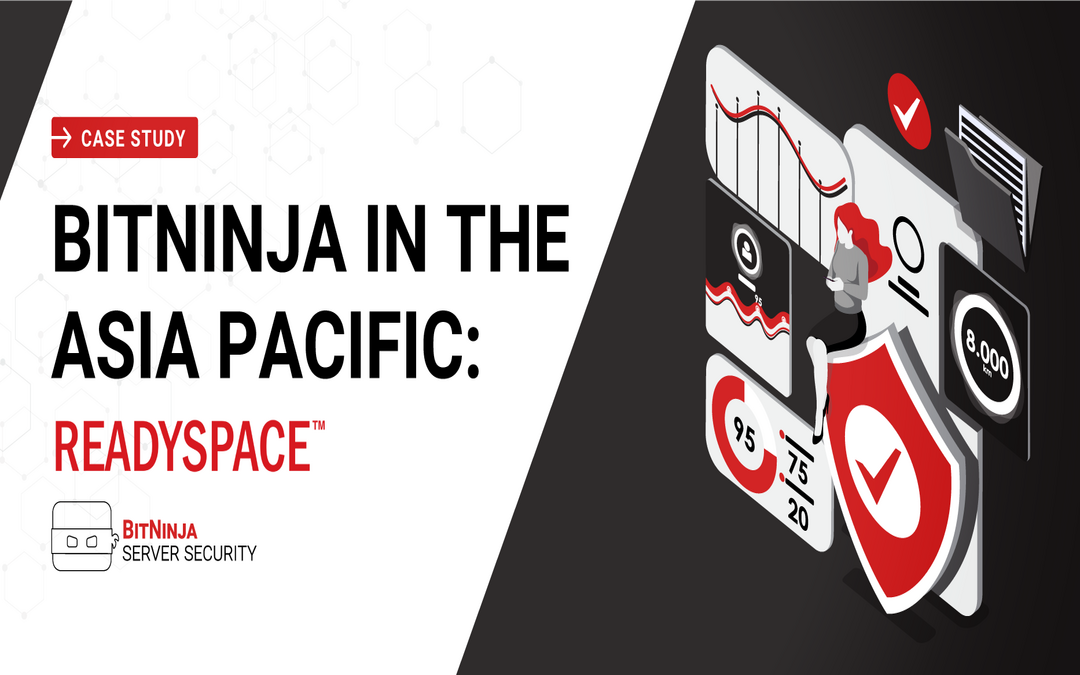 BitNinja in the Asia Pacific region – Case Study with ReadySpace