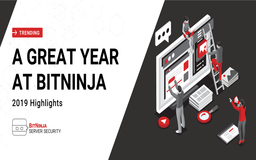 2019 Highlights – A Great Year at BitNinja