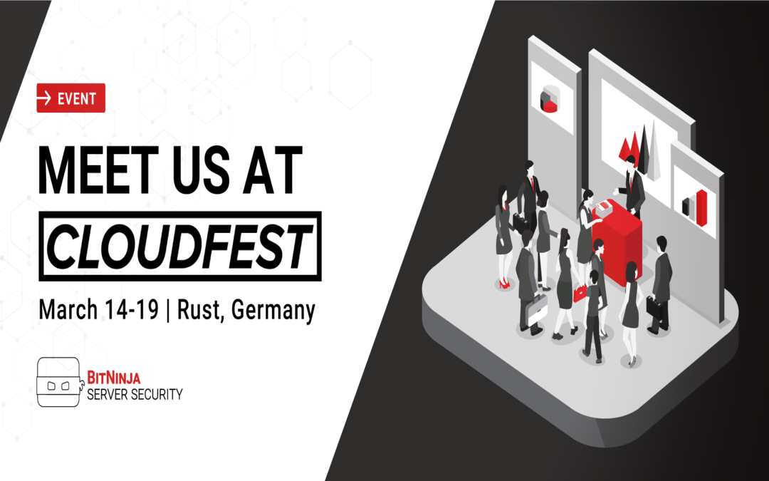 Meet with the BitNinja Team at CloudFest 2020