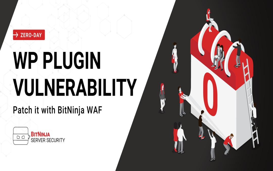 Zero-day Duplicator Plugin Vulnerability – Patch it with BitNinja WAF