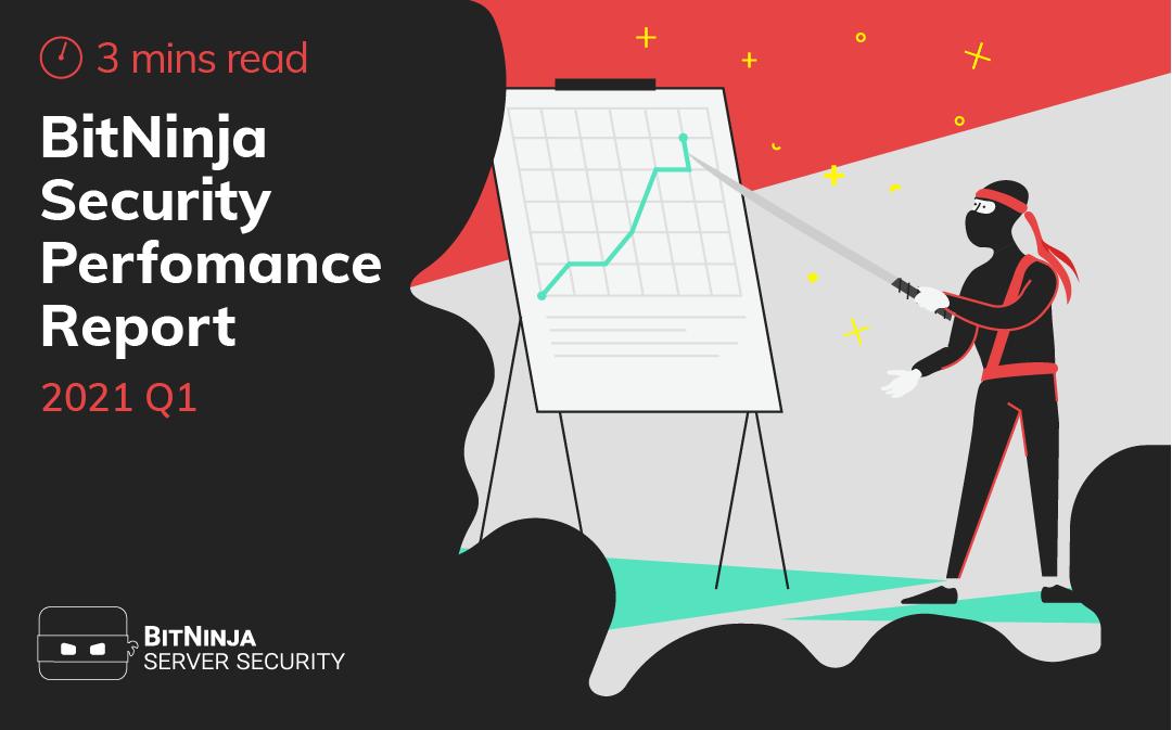 2021 Q1 BitNinja Performance Report