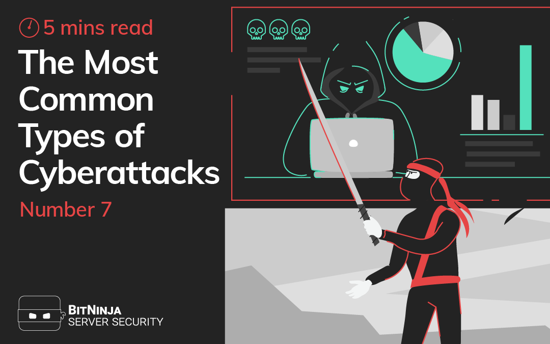 The Most Common Types of Cyberattacks #7 – DoS Attacks